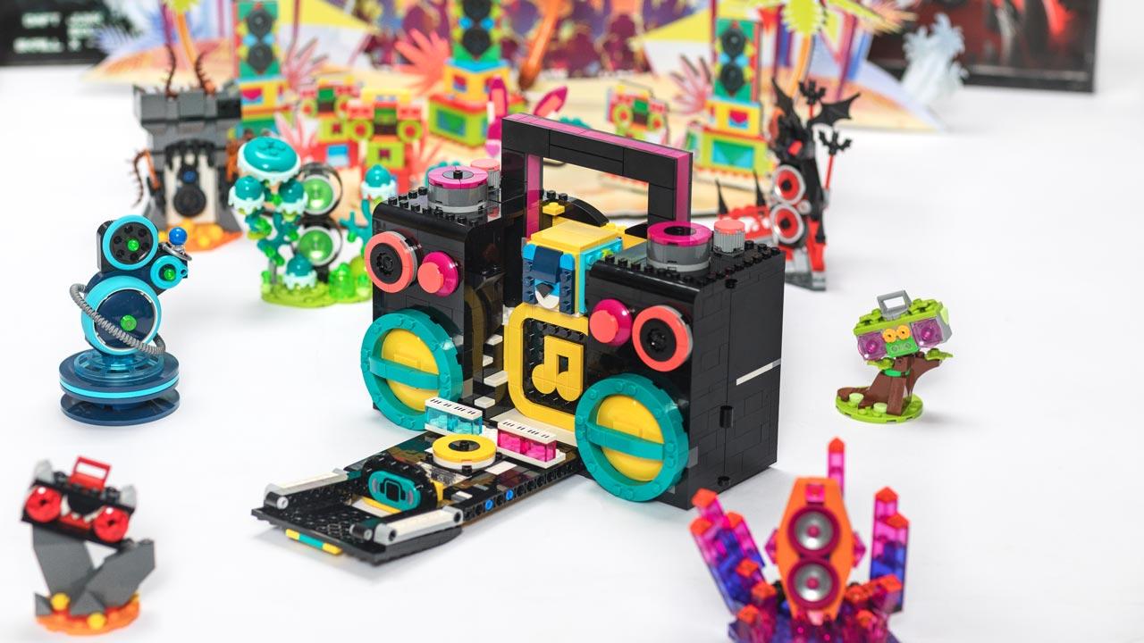 LEGO VIDIYO novos sets
