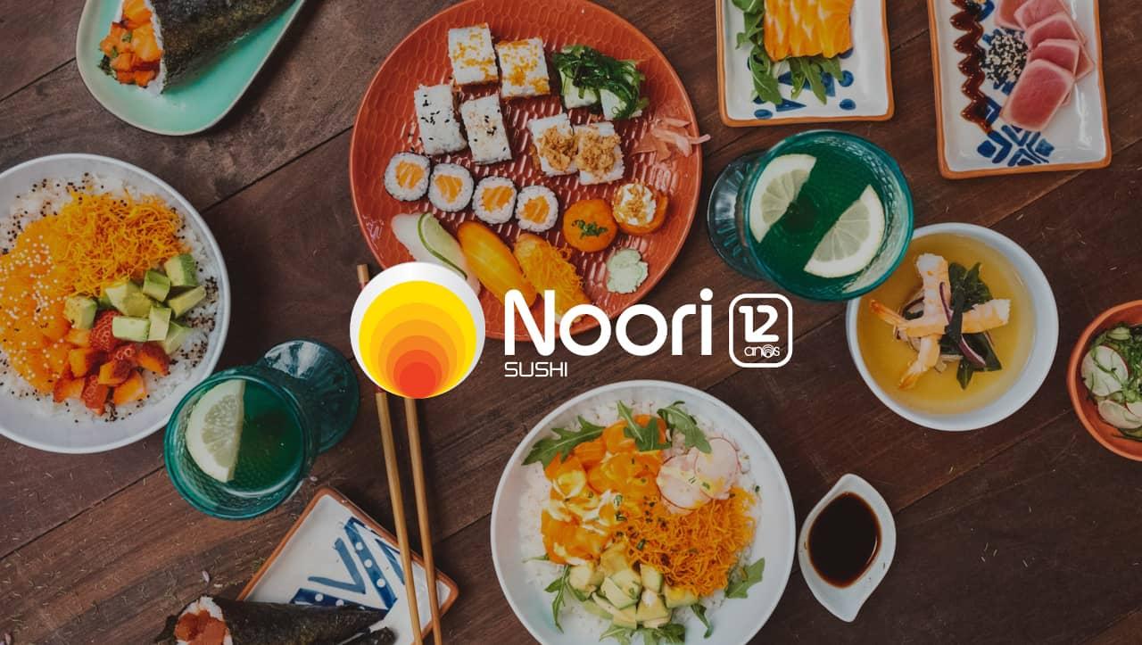 Noori sushi app
