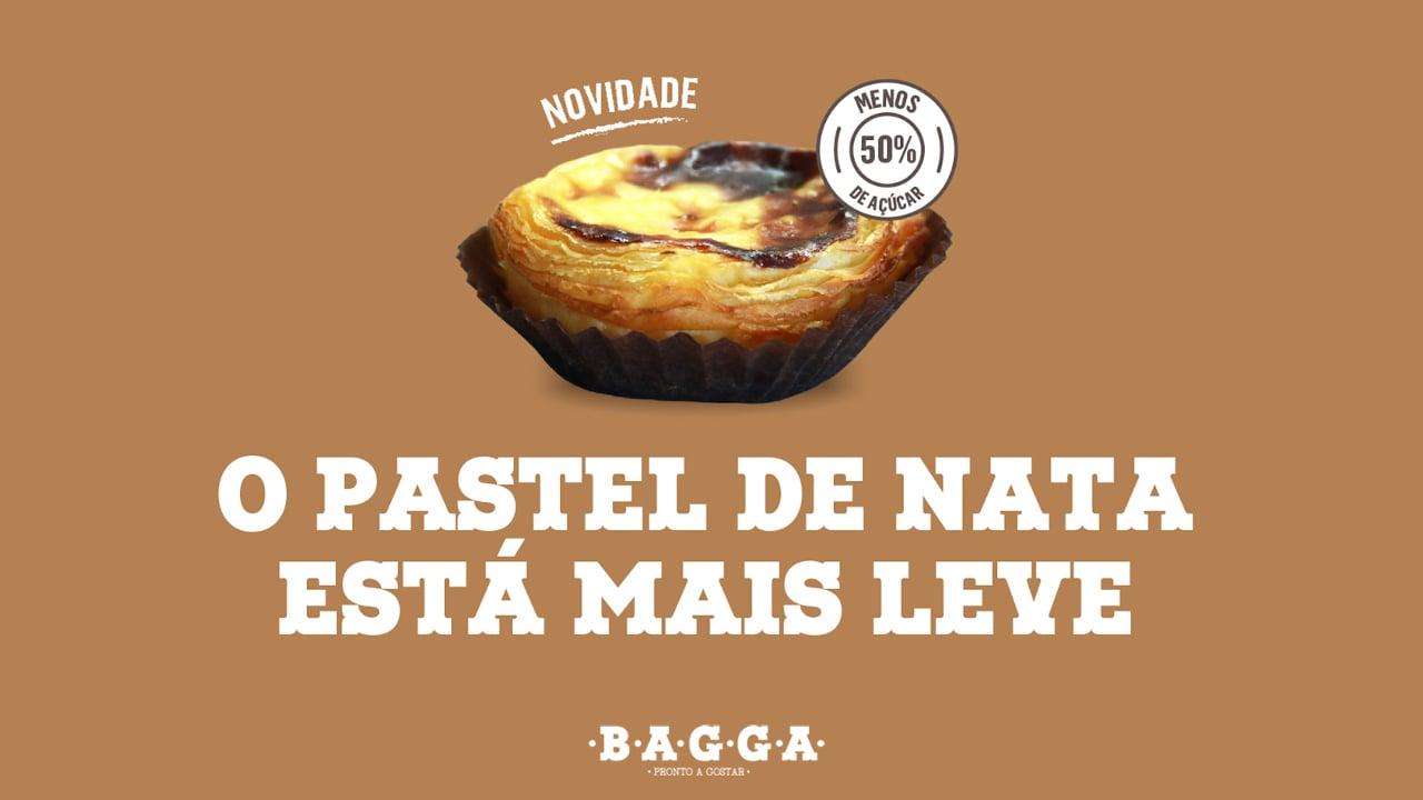 Pastel de Nata da BAGGA