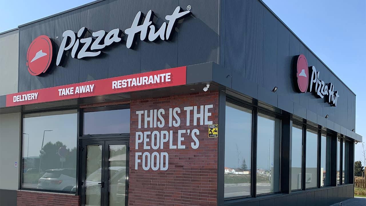 Pizza Hut Brejos de Azeitão