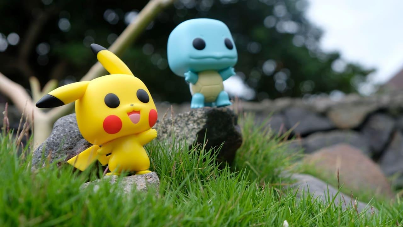 Pokémon Go experiência