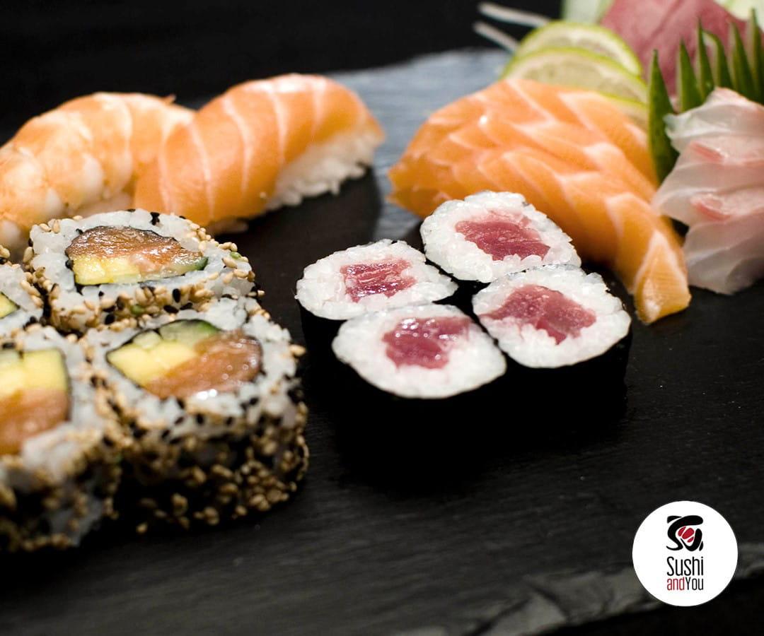 sushi and you outro combinado