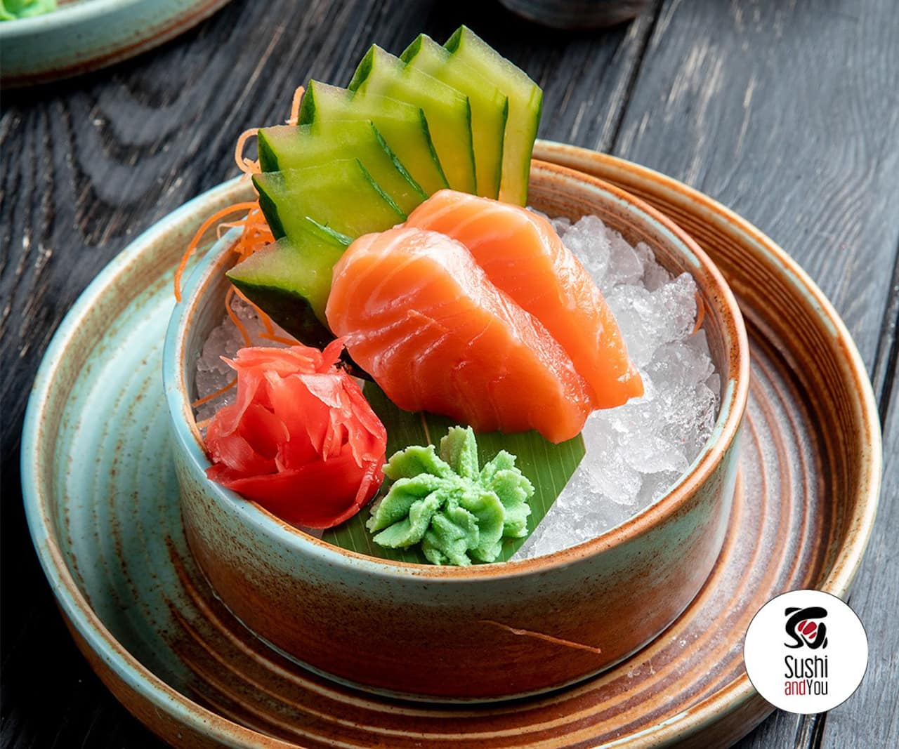 sushi and you sashimi