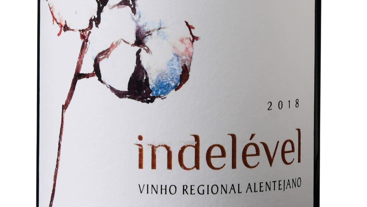 vinho vegan Lidl - Indelével