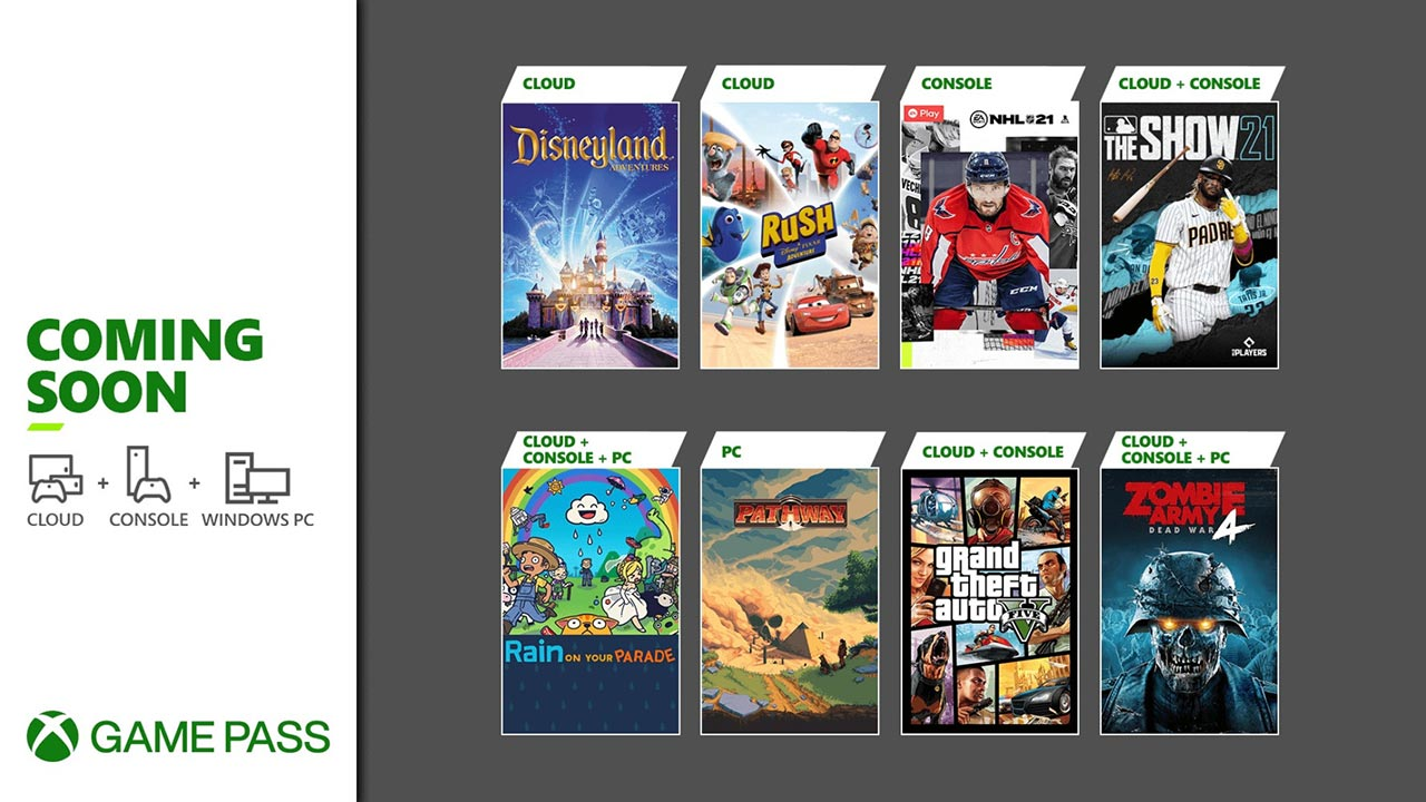xbox game pass abril 2 21