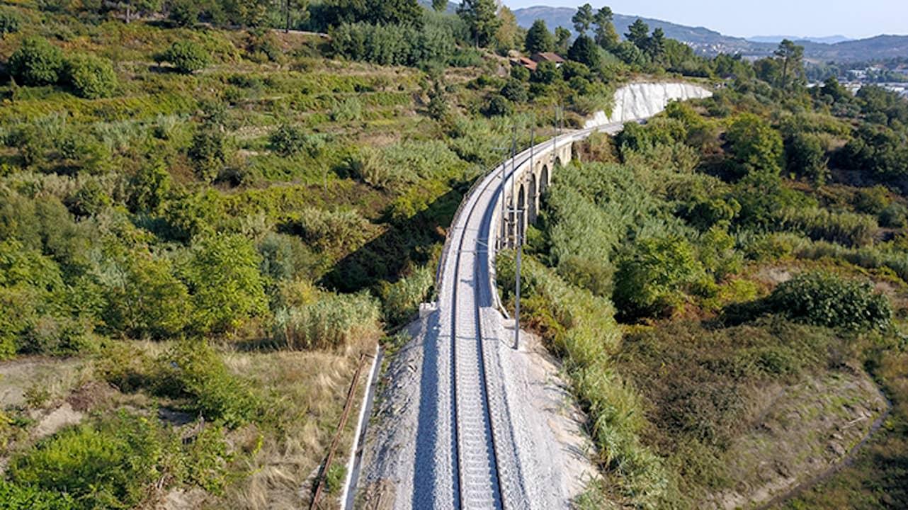 Ligação ferroviária Covilhã-Guarda