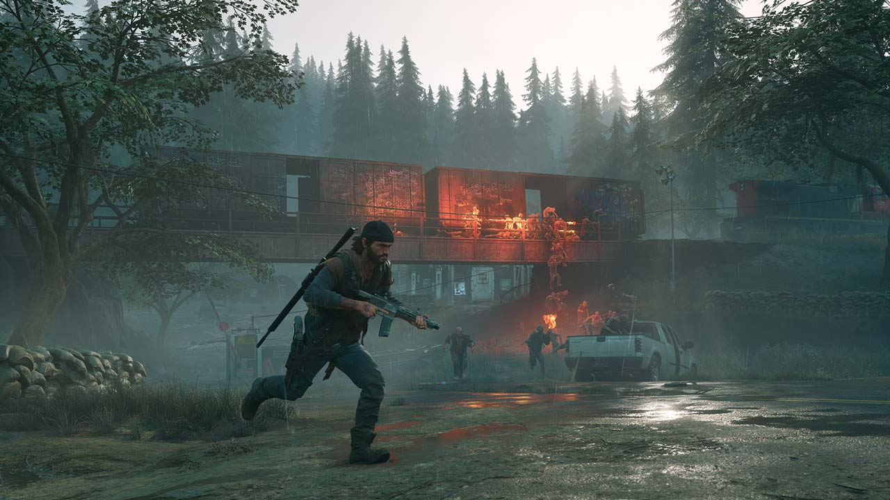 days gone pc review echo boomer 2
