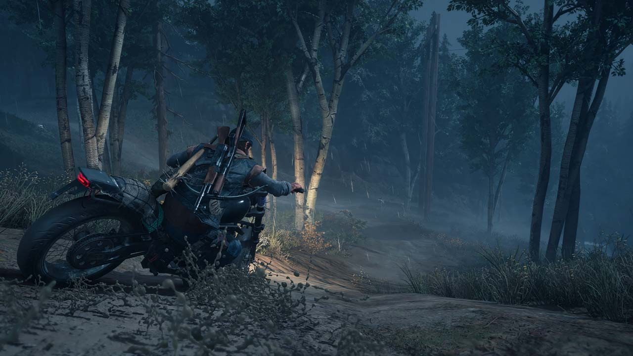 days gone pc review echo boomer 3