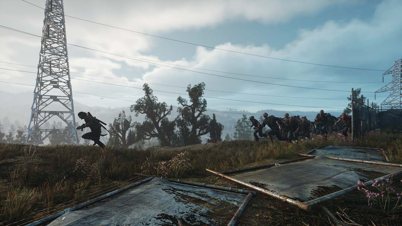 days gone pc review echo boomer 4
