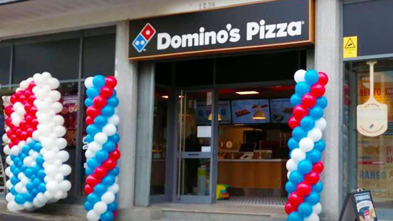 dominos pizza porto antas
