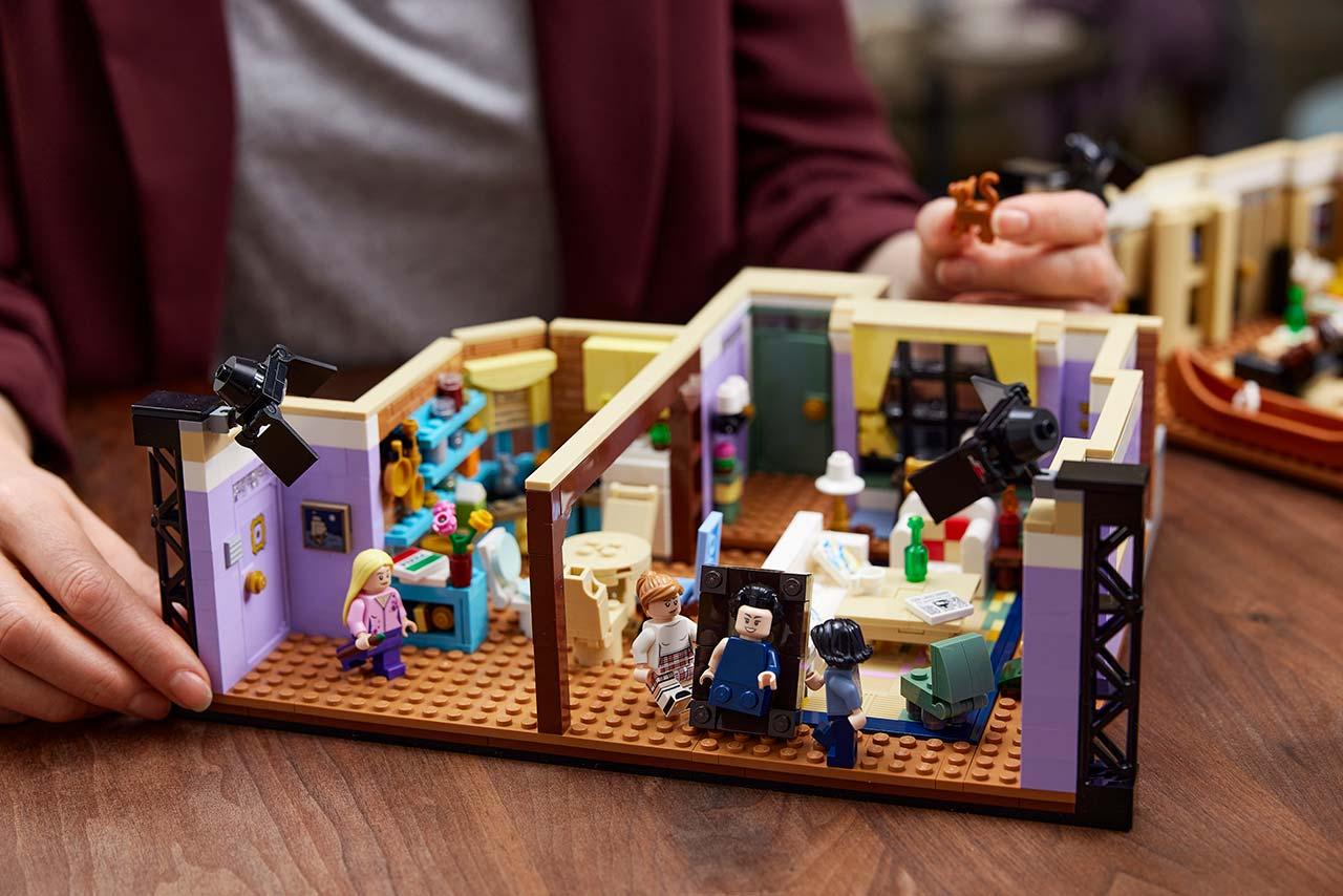lego apartamento friends 6