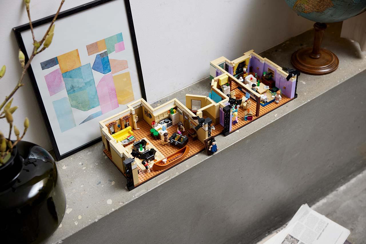 lego apartamento friends 8
