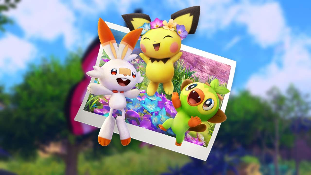 análise New Pokémon Snap