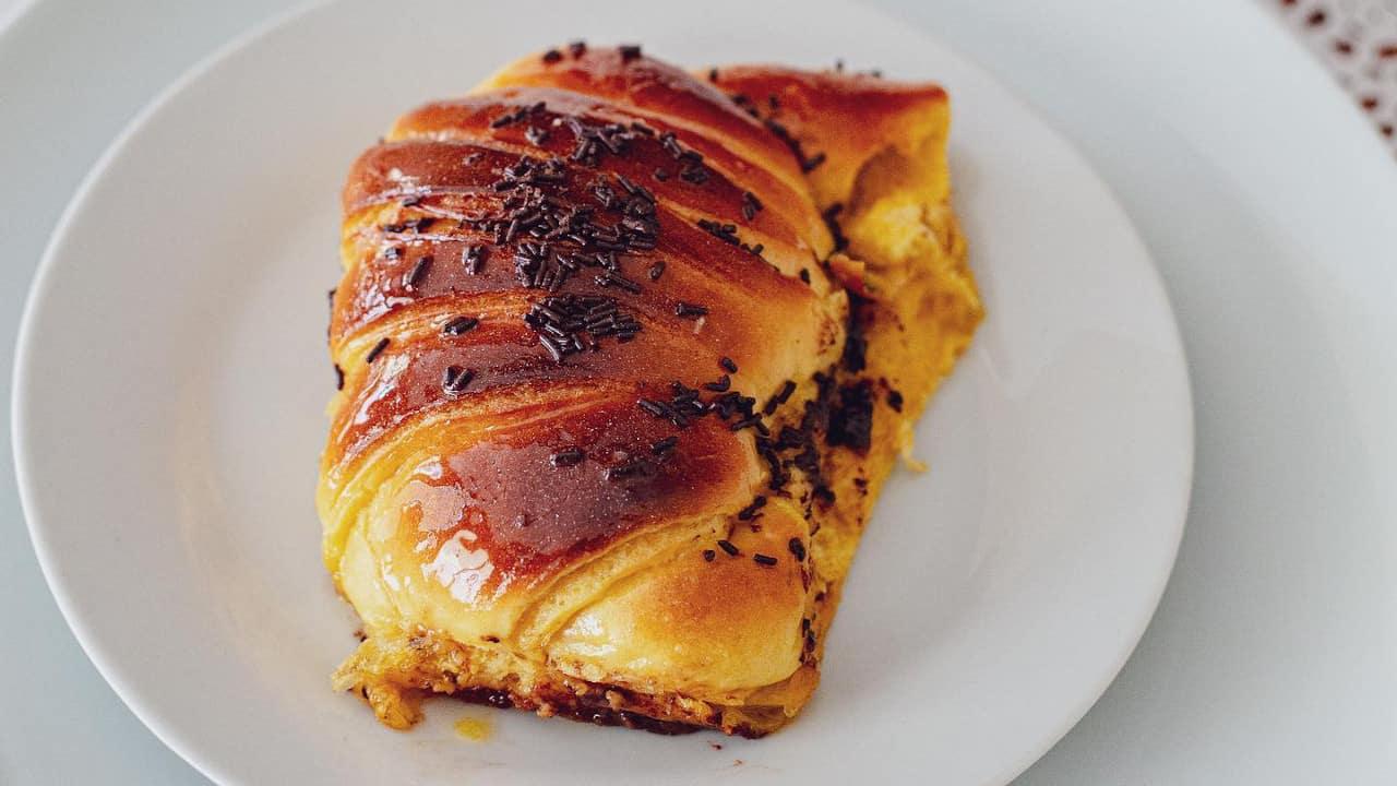 O Melhor Croissant do Mundo