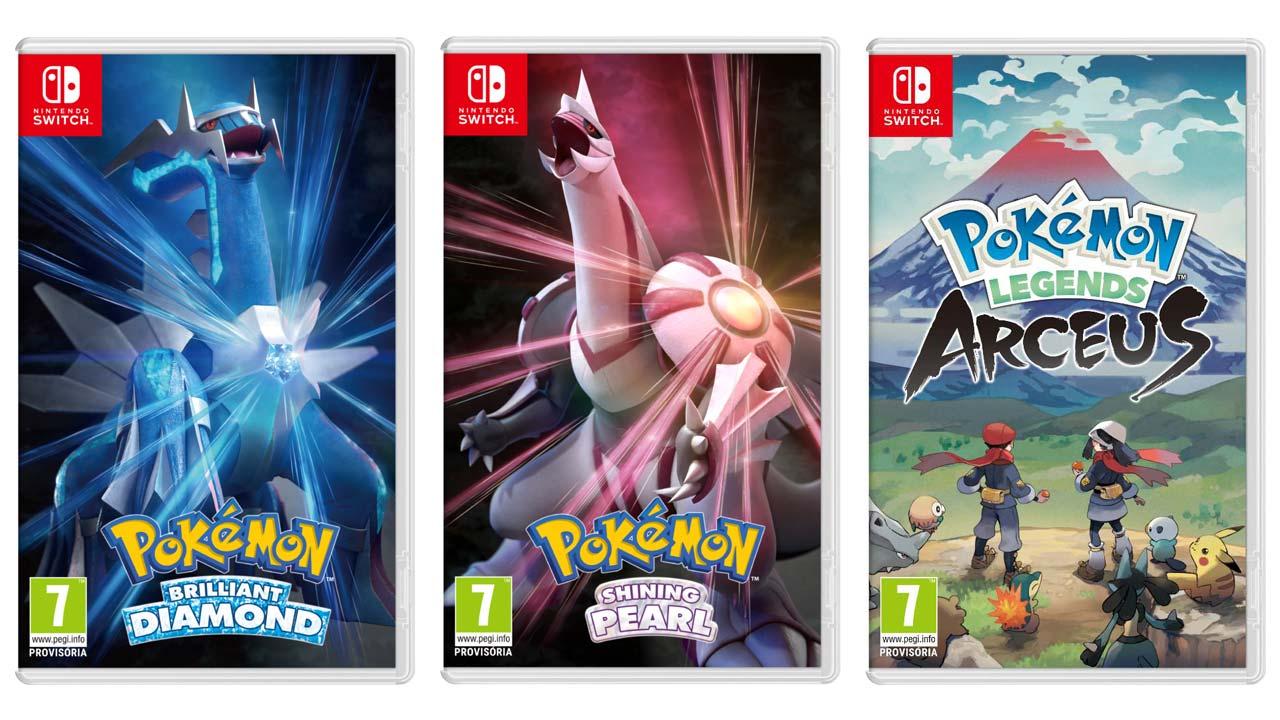 pokemon jogos 2021