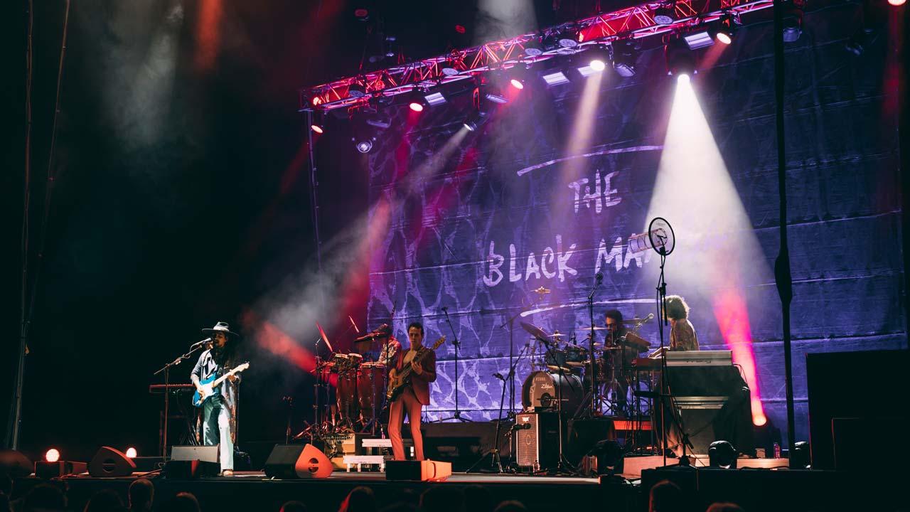 The Black Mamba no Campo Pequeno