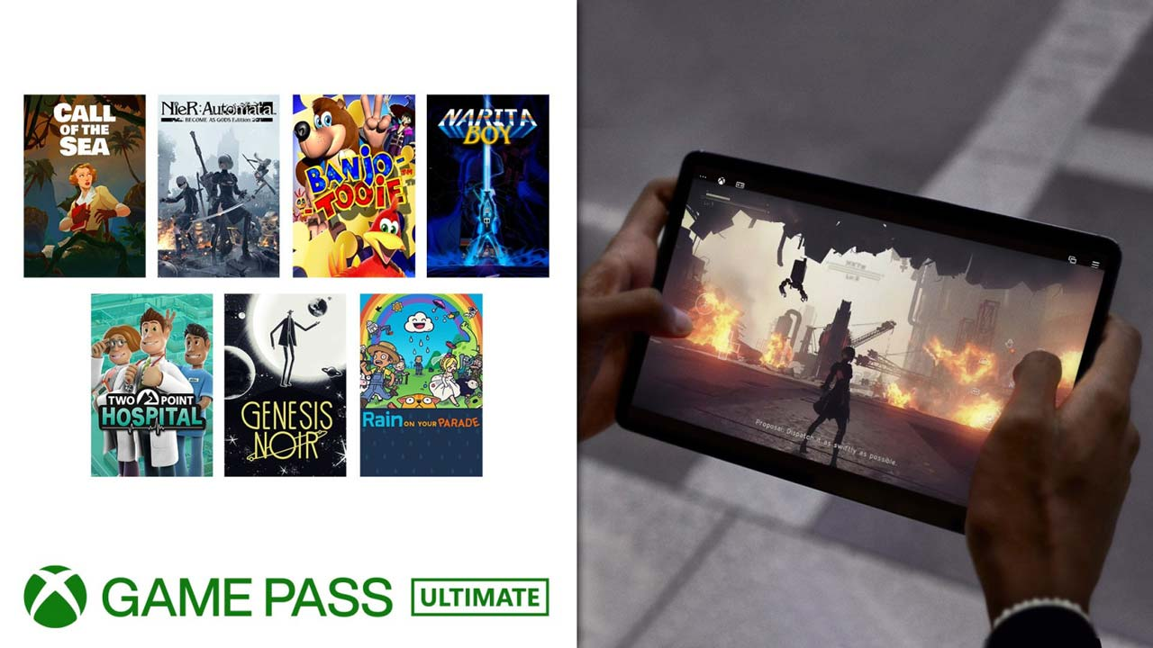 xbox game pass maio 21 xcloud touch