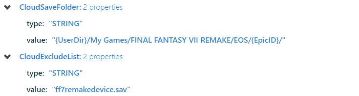 final fantasy 7 remale epic games