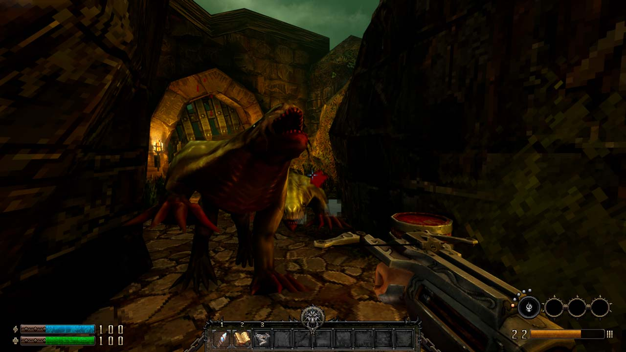 graven early access 2