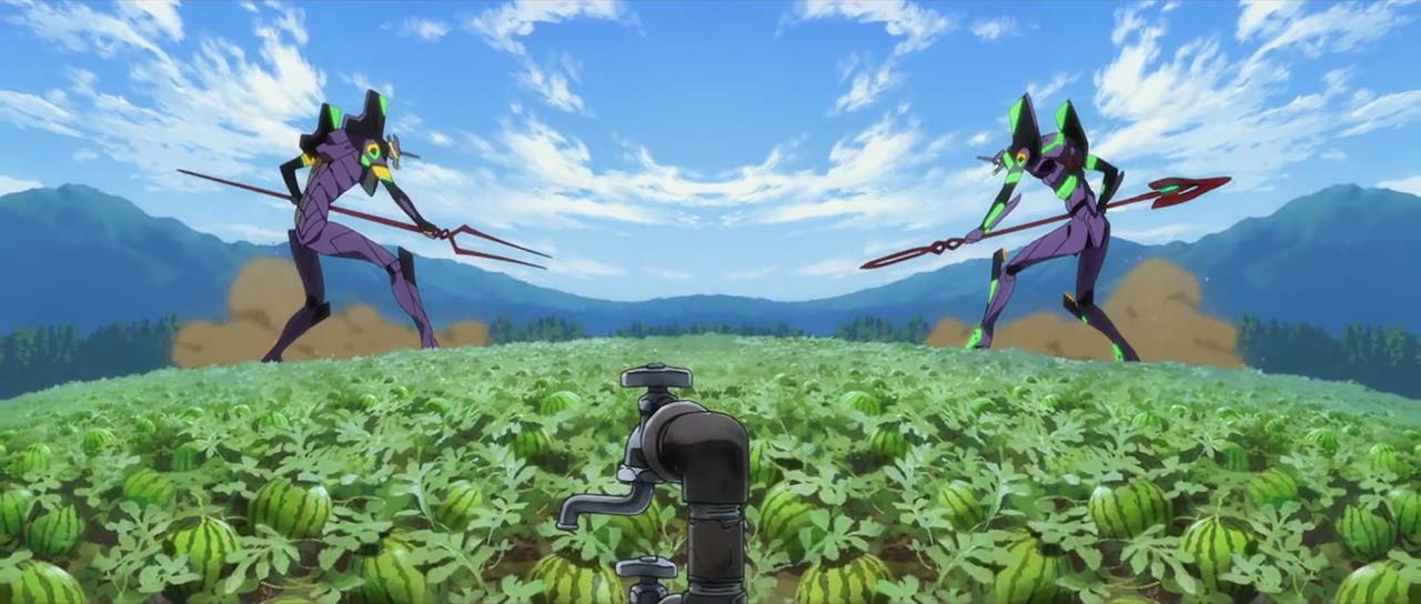 Evangelion: 3.0+1.01 Thrice Upon a Time