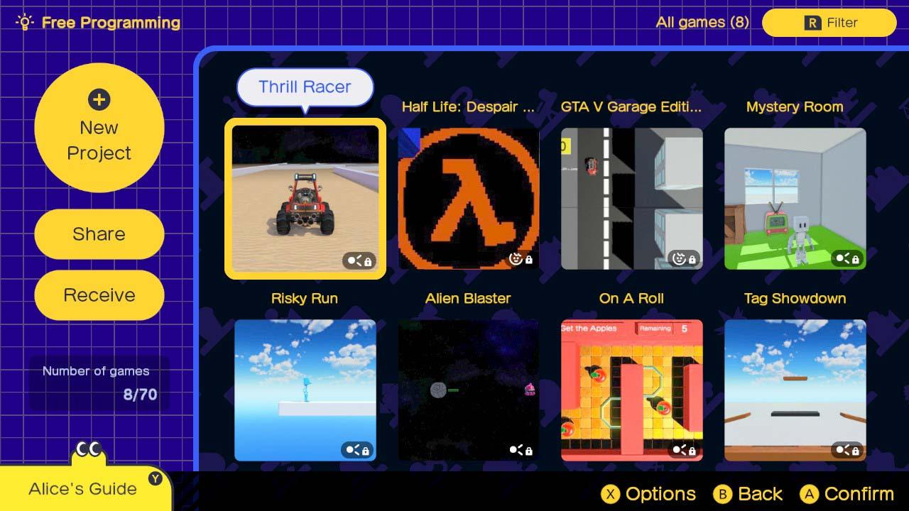 game builder garage review echo boomer 3