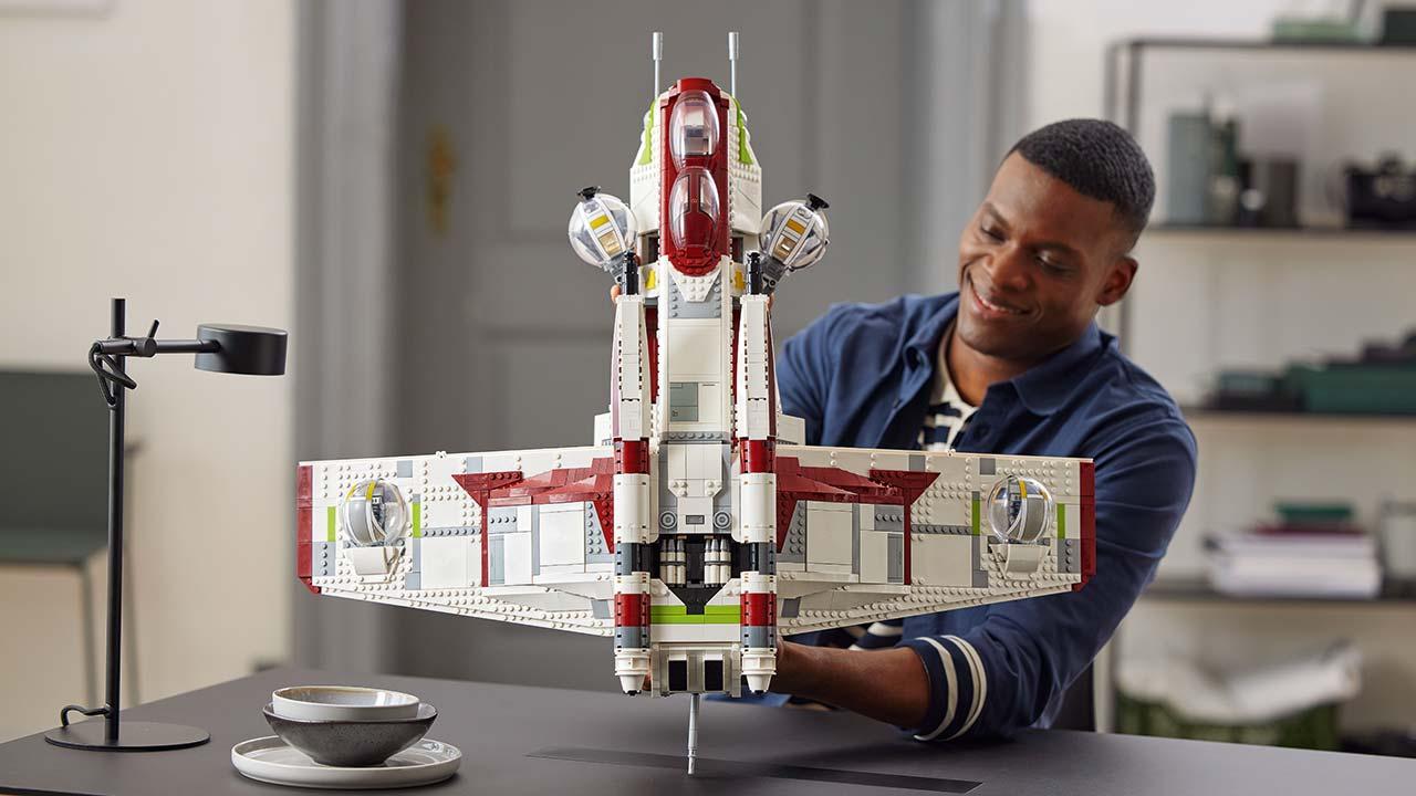 lego star wars republic ship 4