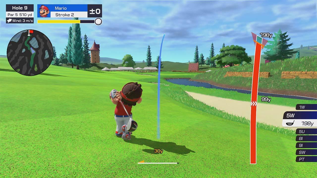 mario golf super rush review echo boomer 4