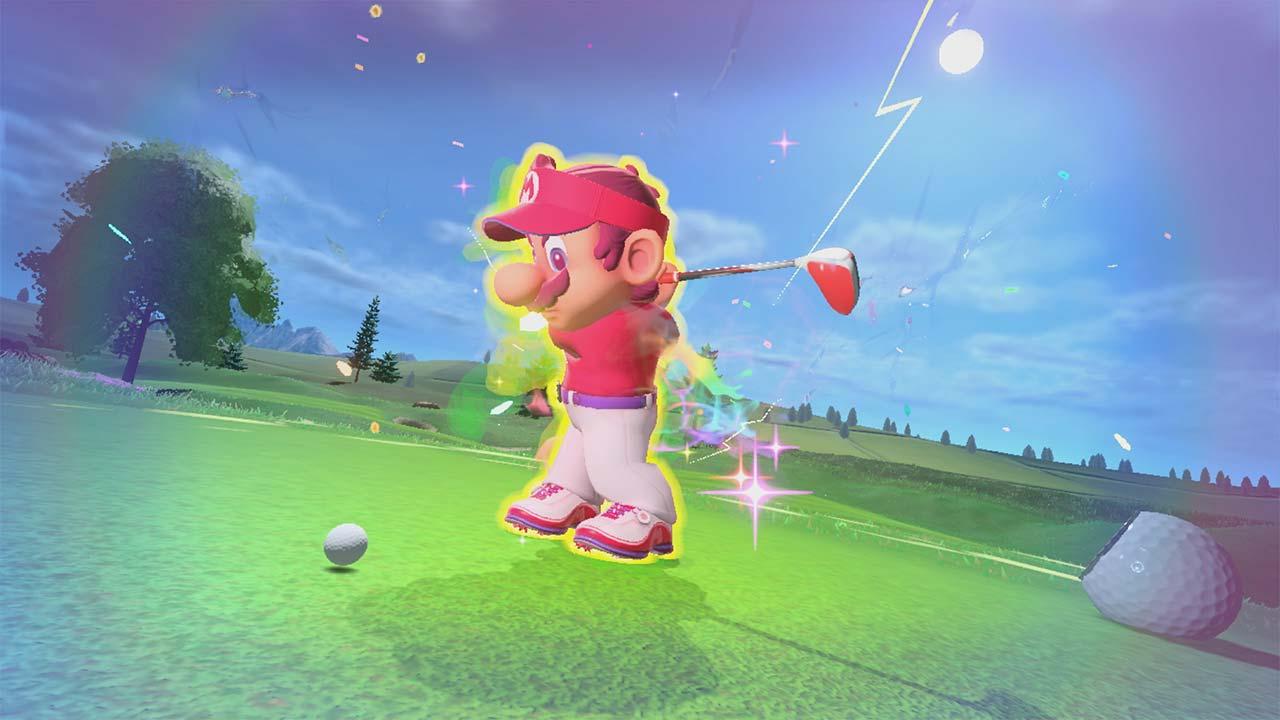 mario golf super rush review echo boomer 5
