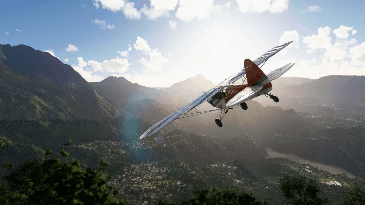 microsoft flight simulator xbox series x review echo boomer 1