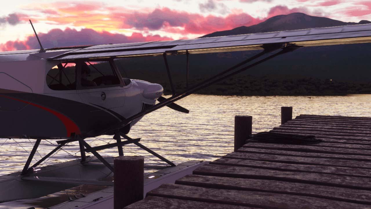 microsoft flight simulator xbox series x review echo boomer 2
