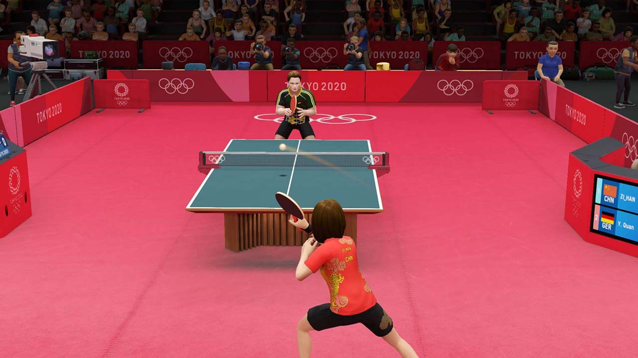 olympic games tokyo 2020 the official video game review echo boomer 2