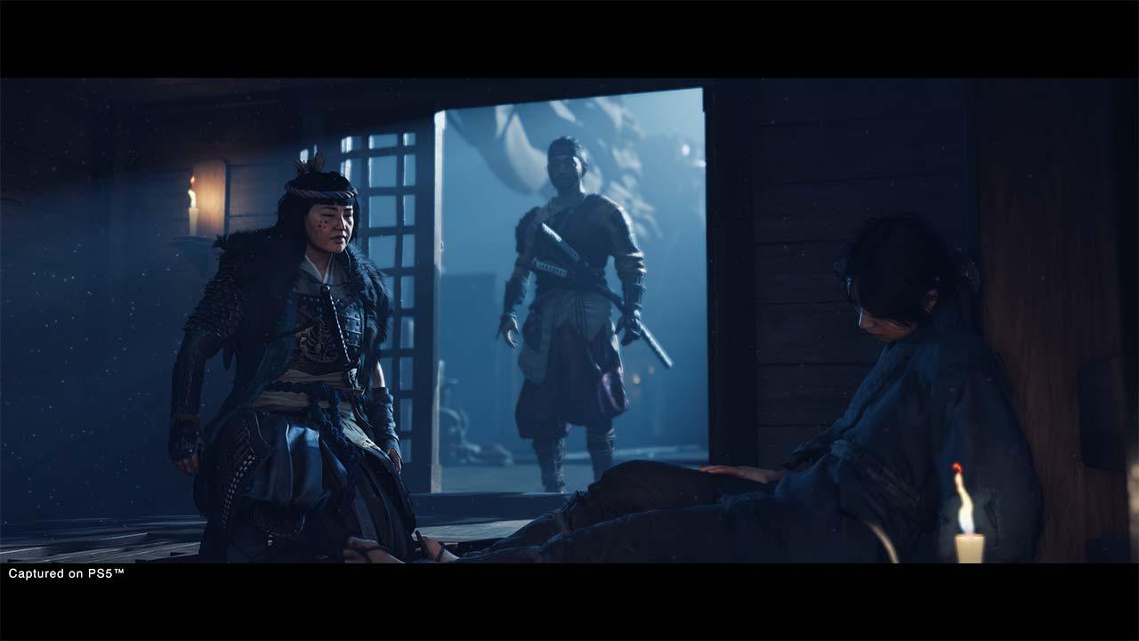 ghost of tsushima directors cut review echo boomer 4