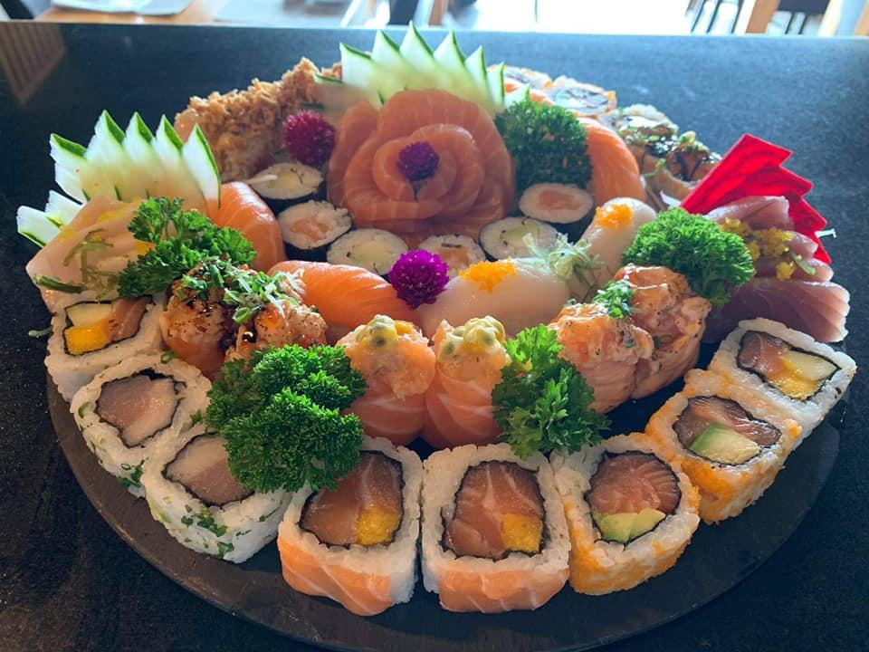 maguro sushi galeria