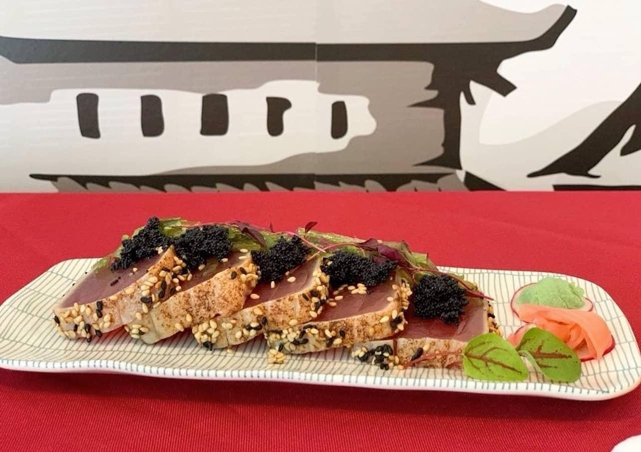 sushi hora atum