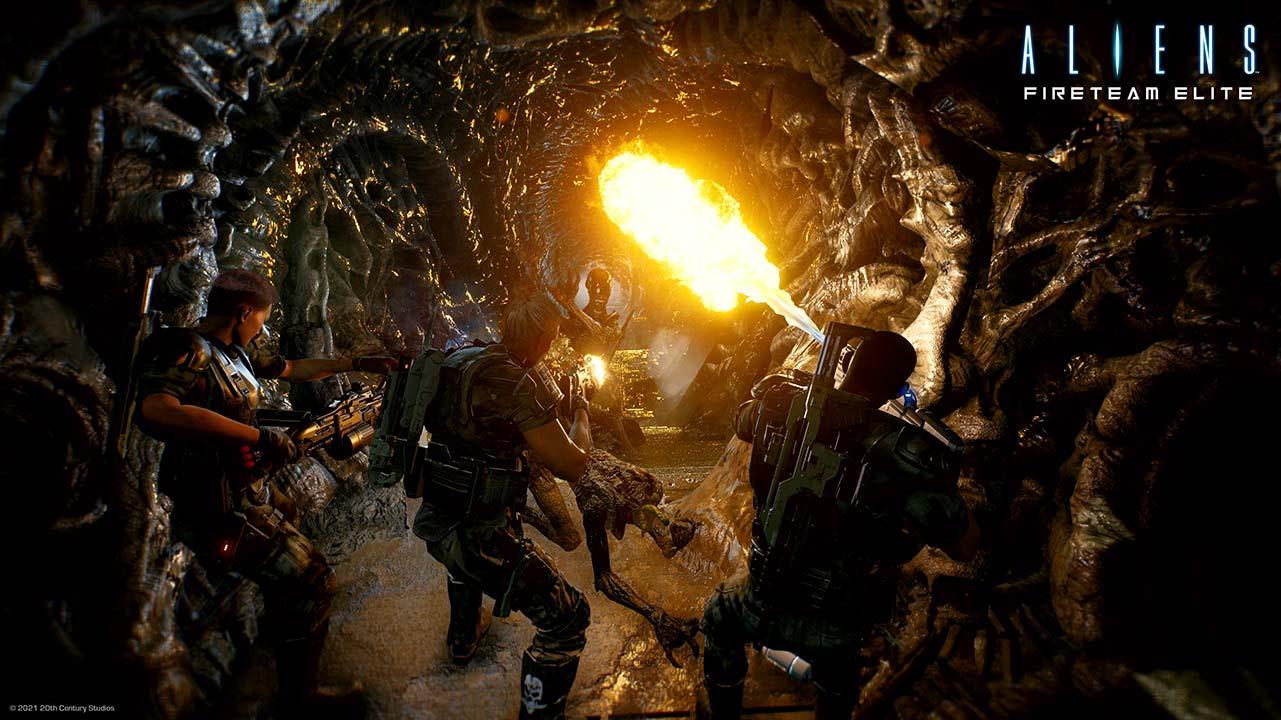 aliens fireteam elite review echo boomer 2
