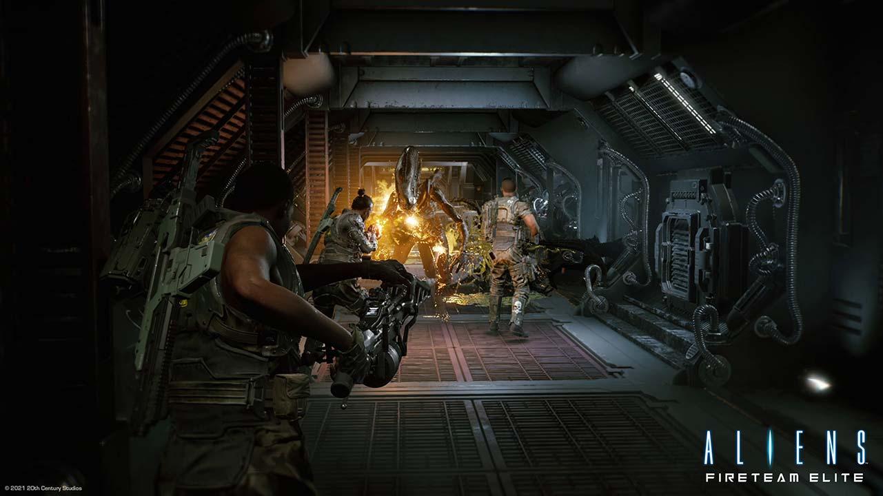 aliens fireteam elite review echo boomer 3