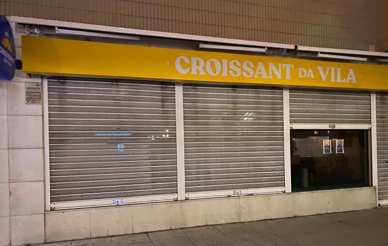 Croissant da Vila - Rua Poeta Bocage