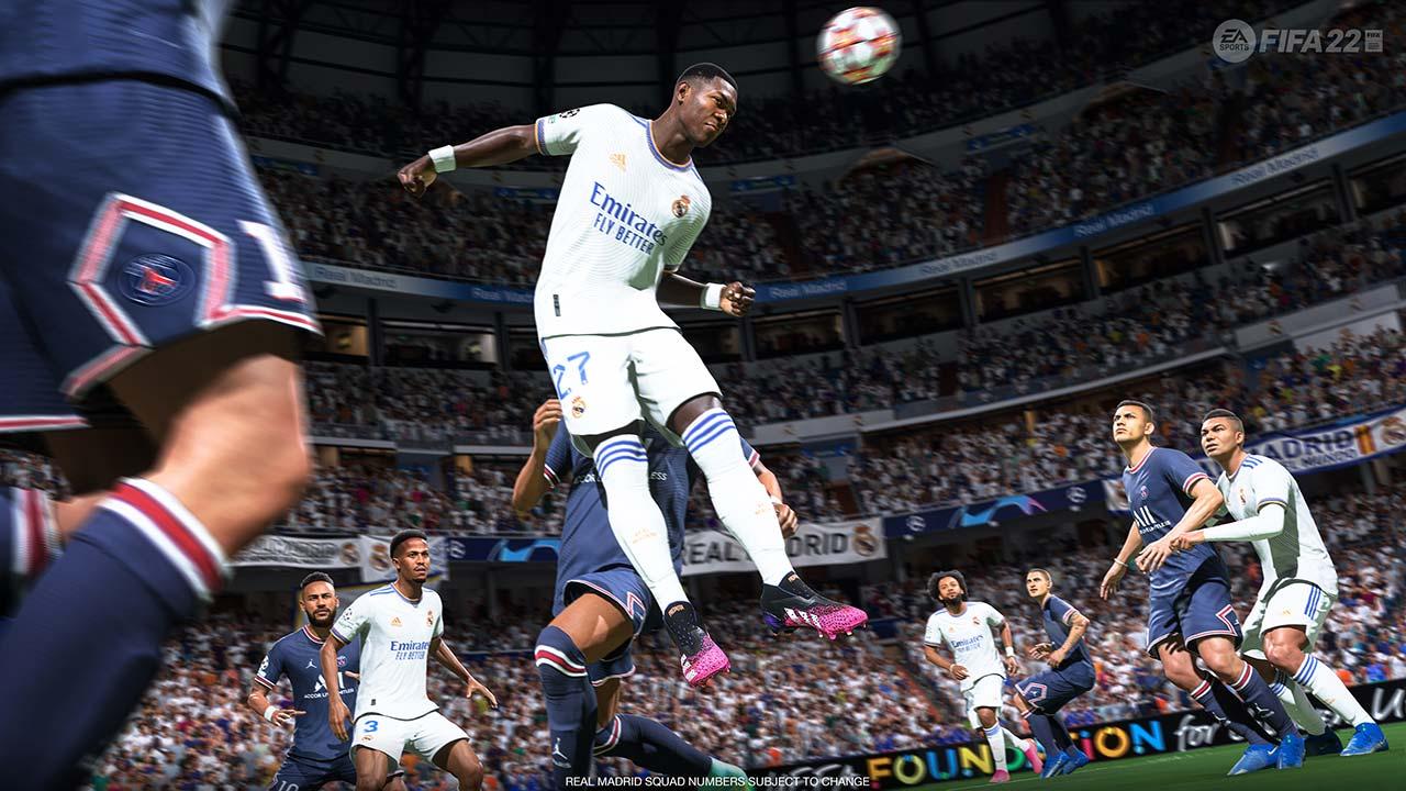 análise FIFA 22