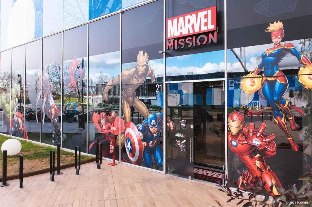 marvel mission5