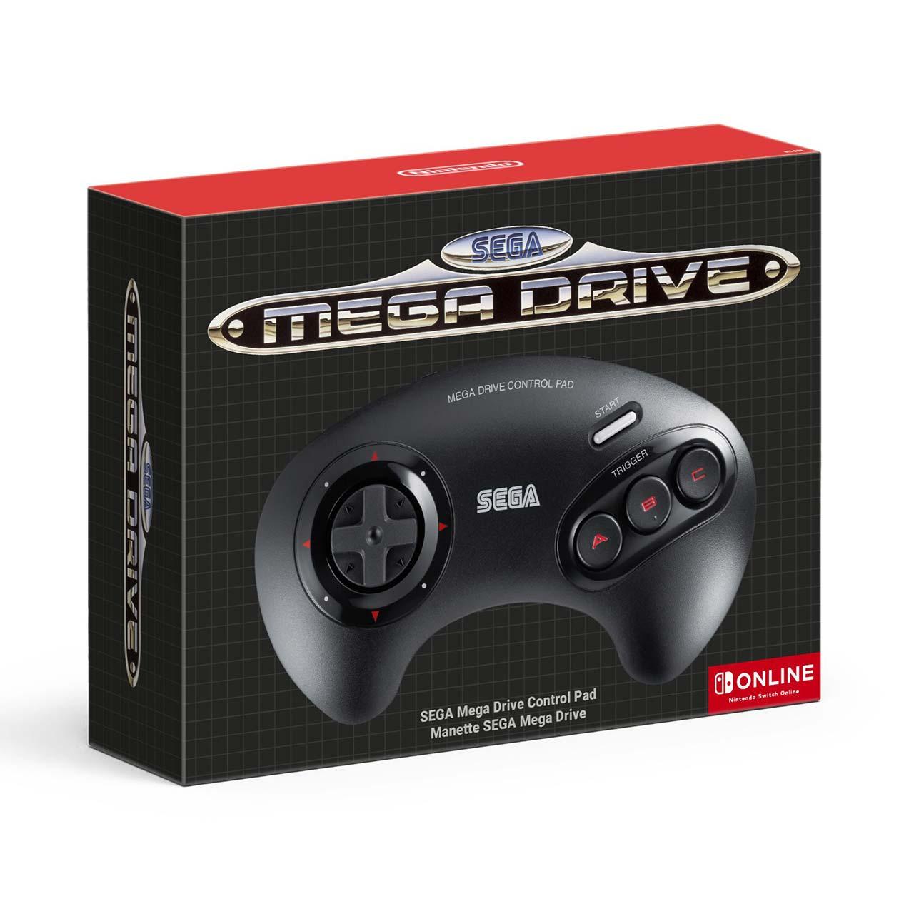 nintendo switch sega mega drive