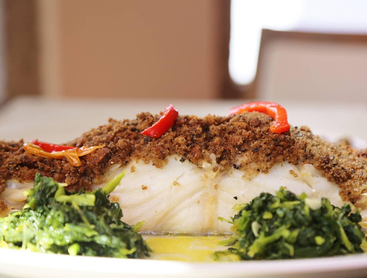 prato bacalhau