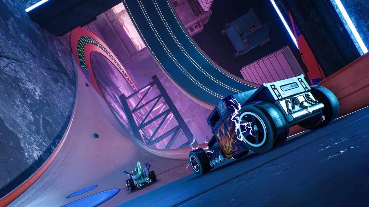 hot wheels unleashed echo boomer 9