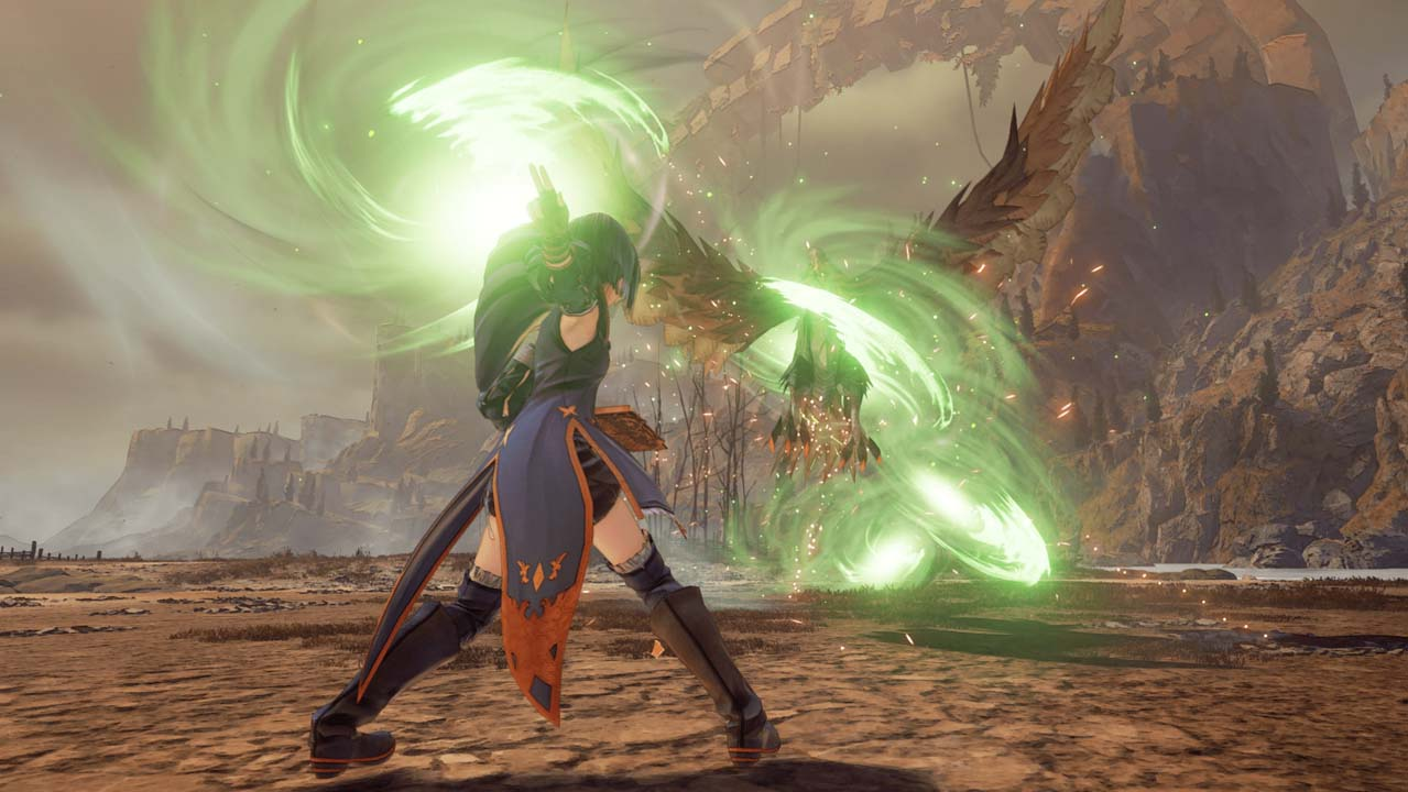 tales of arise echo boomer 8
